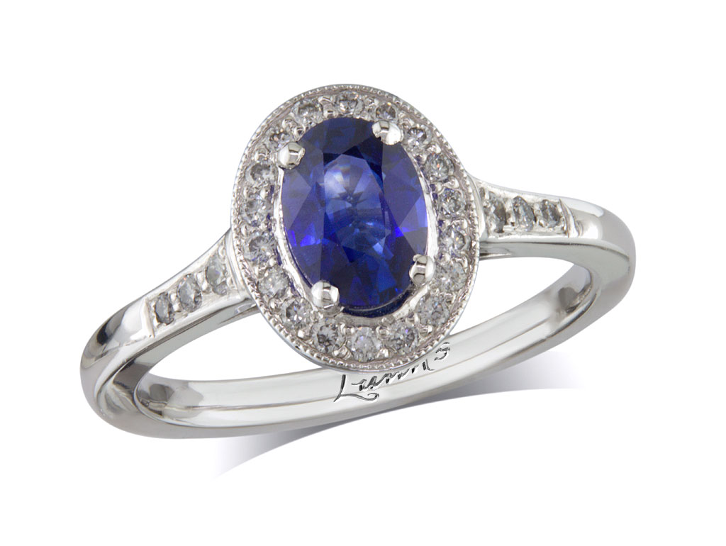 Lunns Jewellers Engagement Rings
