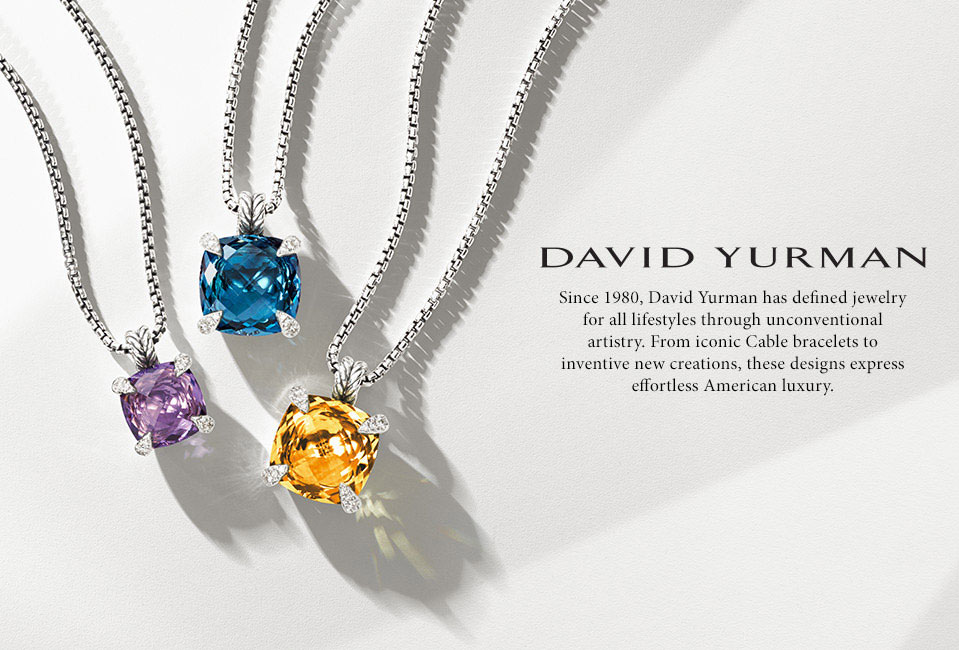 David Yurman Jewellery
