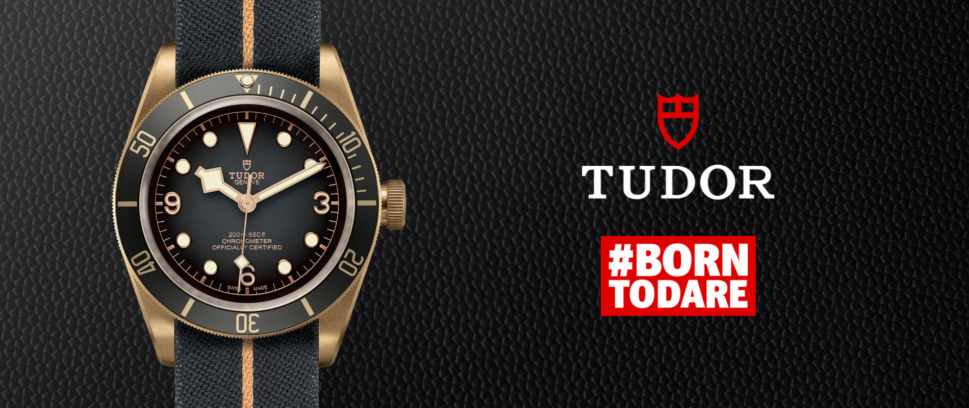 Tudor Watches at Lunns Jewellers