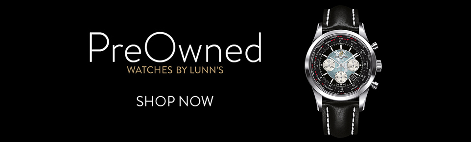 pre owned watches at Lunns