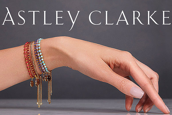 Shop Astley Clarke Jewellery at Lunns