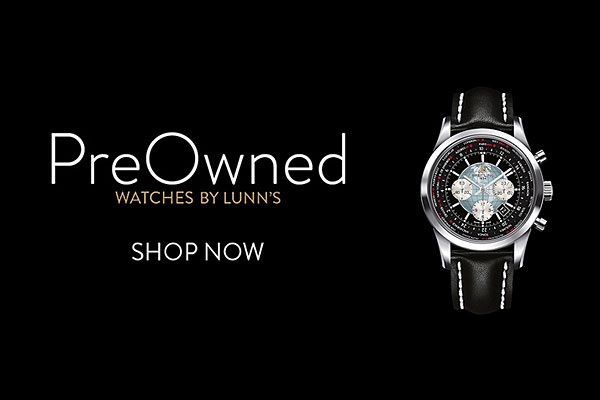 PreOwned Watches at Lunns