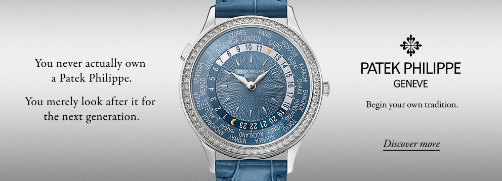 Patek Philippe Watches at Lunns
