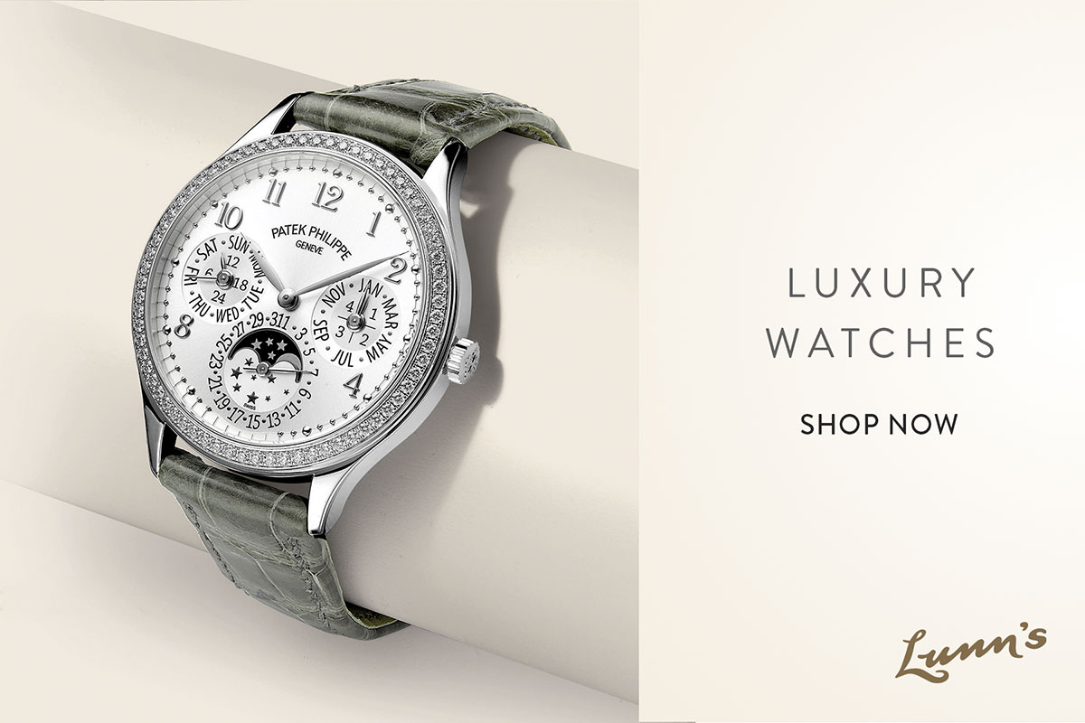 Shop Luxury Watches at Lunns