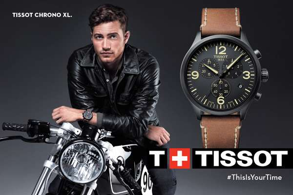 Tissot Watches at Lunns