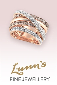 visit Lunns Jewellers jewellery section