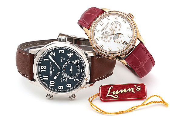 sell your watch with Lunns